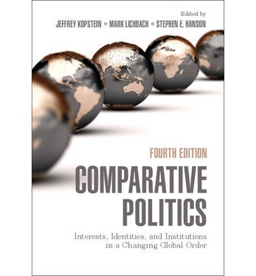 comparative politic The following courses will enable regular or visiting faculty members to examine topics in comparative government not treated in the established curriculum.