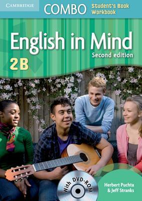 English in Mind Level 2B Combo 2B with DVD-ROM