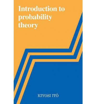 introduction to probability theory pdf