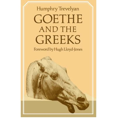 Goethe and the Greeks