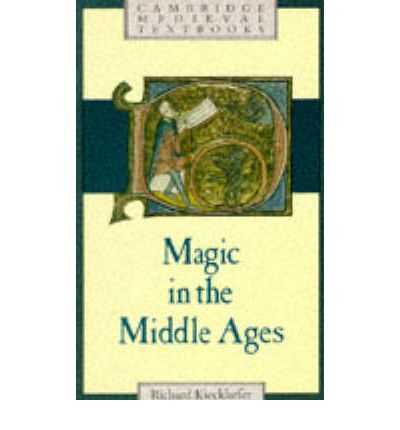 The spread of magic in the middle ages