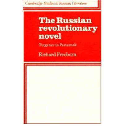 The Russian Revolutionary Novel