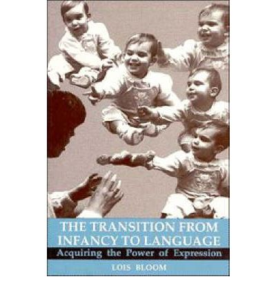 The Transition from Infancy to Language