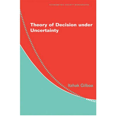 decision under uncertainty Decision theory can be calculated under certainty, uncertainty, risk, one of them is uploaded- authorstream presentation.