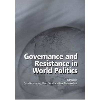 global governance in world politics Transforming global governance for the 21st century by ngaire woods, alexander betts the report noted a rise in pluralism in world politics.
