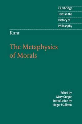 What is morality in kants grounding for the metaphysics of morals