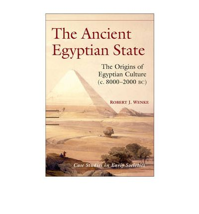 The Ancient Egyptian State