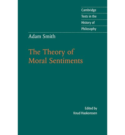 The Theory of Moral Sentiments Summary