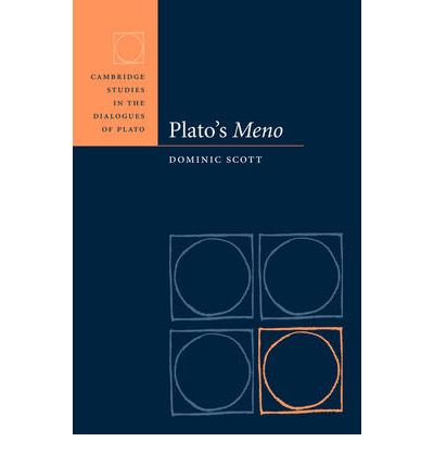 the meaning of menos paradox by plato Meno's first definition for socrates is that virtue is different for men and women, children, elders and so forth  meno now presents the famous meno's paradox .