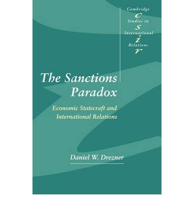 The Sanctions Paradox