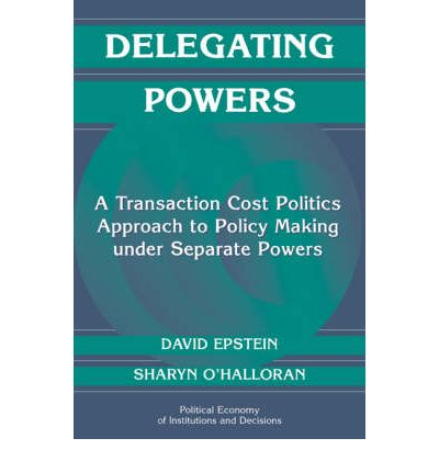 Delegating Powers