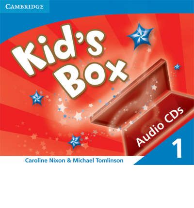 Kid's Box 1 Audio CDs: Level 1