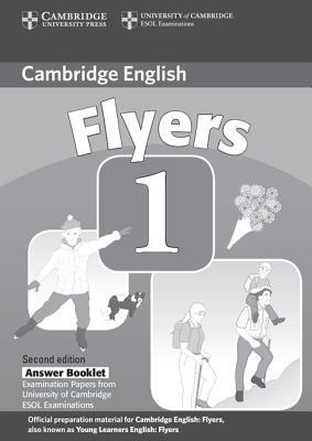 Cambridge Young Learners English Tests Flyers 1 Answer Booklet: Level 1: Examination Papers from