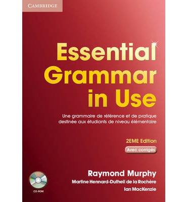 Art book] ☆ essential grammar in use spanish edition with answers.