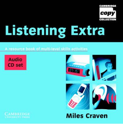Listening Extra Audio CD Set (2 CDs)