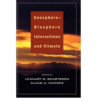 Un téléchargement de livres Geosphere-Biosphere Interactions and Climate 9780521782388 in French RTF