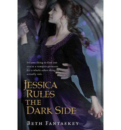 Jessica Rules the Dark Side
