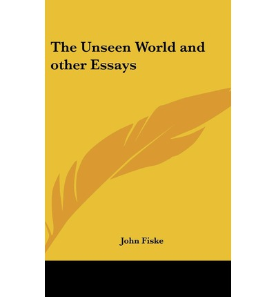 essay other unseen world