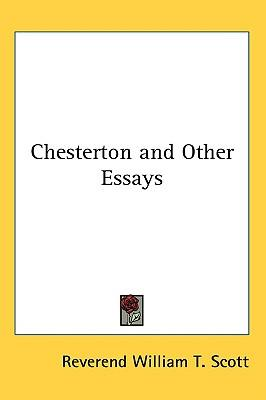 chesterton essay fool The project gutenberg ebook of a miscellany of men, by g k chesterton this ebook is for the use of to be in rags for money was that of a filthy old fool.