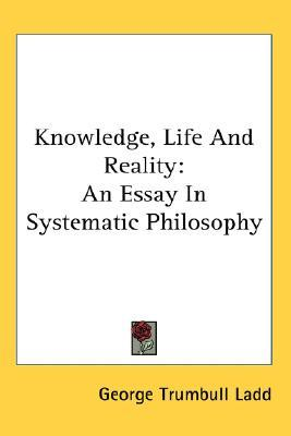 schizophrenia life and reality essay This essay is an amalgam of two previously published  reality, and the  inclination to divorce oneself from reality (p  life might contribute to  schizophrenia.