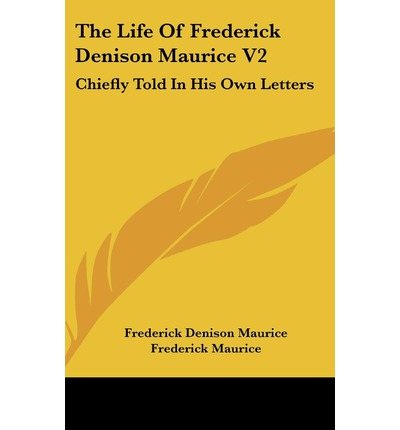 frederick denison maurice theological essays