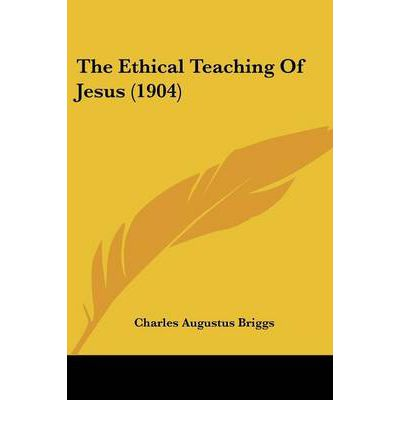 the ethical teachings of jesus Jesus' ethical teachings essay 865 words 4 pages society is a living organism  just like the immune system, the army and police provide protection against.