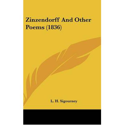 Zinzendorff and Other Poems (1836)