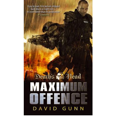Death's Head: Maximum Offence
