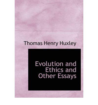 thomas henry huxley essays The online books page online books by thomas henry huxley (huxley, thomas henry, 1825-1895) online books about this author are available, as is a wikipedia article.