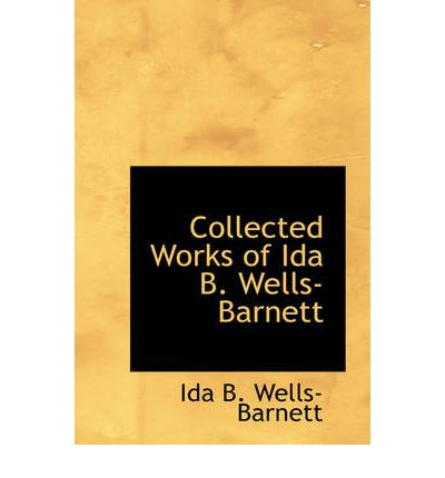 book report on ida b Book summary: ida b wells was an extraordinary woman long before boycotts, sit-ins, and freedom rides, ida b wells was hard at work to better the lives of african.