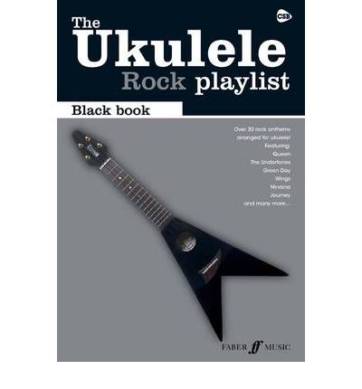 Ukulele Playlist Black Book Rock