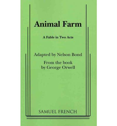 Animal Farm: Playscript