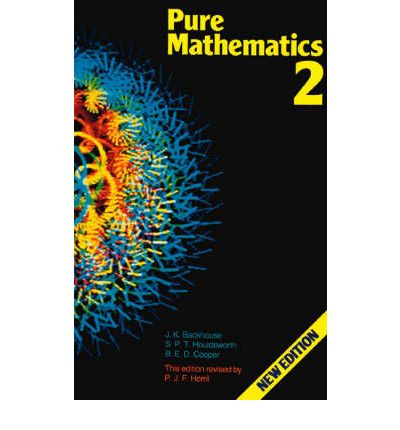 BACKHOUSE MATHEMATICS PURE PDF