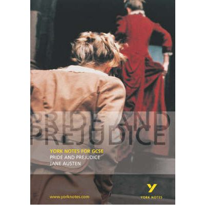 "York Notes on ""Pride and Prejudice"""