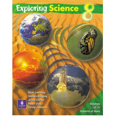 Exploring Science QCA Pupils Book Year 8
