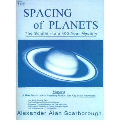 Ebook Android download gratuito The Spacing of Planets : The Solution to a 400-Year Mystery in italiano PDF PDB 9780595155903