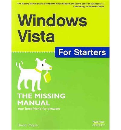 Windows Vista for Starters