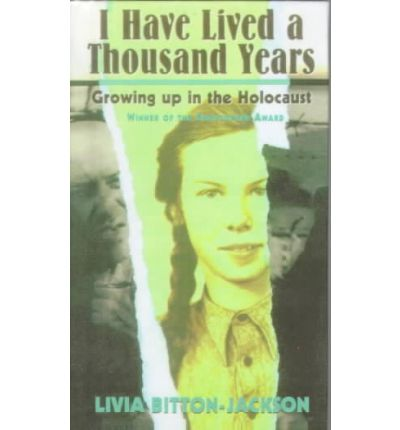 a book report on i have lived a thousand years by livia bitton jackson If searching for the book by livia bitton-jackson i have lived a thousand years: growing up in the holocaust in pdf format, then you've come to the loyal website.