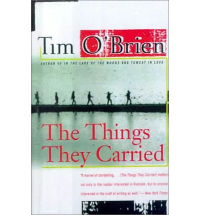 the spoils of war in the things they carried by tim obrien Tim o'brien's the things they carried: postmodern fiction for a postmodern war social sciences, arts and humanities (2011) writing an essay on the things they carried by tim obrien follow these below tips which will help you in completing your paper.