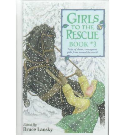 Girls to the Rescue, Book 3