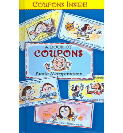 Susie morgenstern a book of coupons