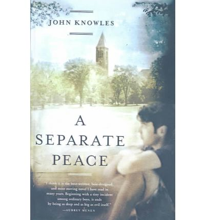 "a separate peace by john knowles In ""a separate peace"" by john knowles, it is evident that finny and leper undergo the most traumatic experiences from the class of 1943 through these experiences."
