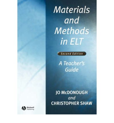 methodology in elt Ma drama education and english language teaching (elt), at university of warwick centre for education studies in ,  view the best master degrees here.