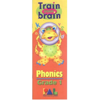 Train Your Brain Phonics: Gr 1