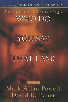 Who do you say that i am essays on christology of the old