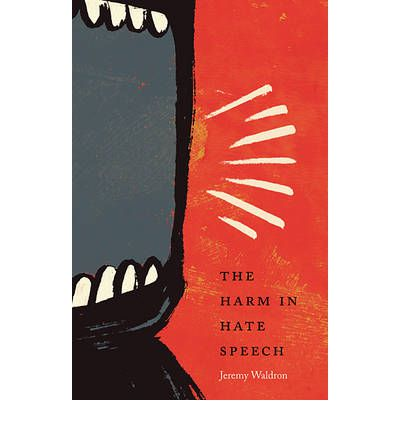 The Harm in Hate Speech