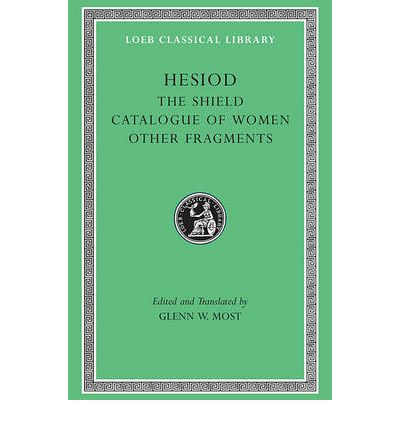 Hesiod: Shield Catalogue of Women, Other Fragments v. 2
