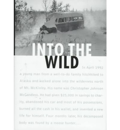 into the wild reader response Into the wild offers first class, tailor-made super-jeep adventure tours would you like to take a walk through an underground river or stand face to face to a magnificent glacier whilst strolling up a mystical canyon into the wild is a family operated company, fully authorized by the icelandic tourist board.