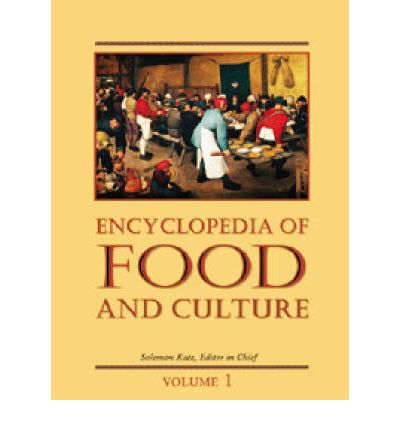 Encyclopedia of food and culture charles scribners for Anthropology of food and cuisine