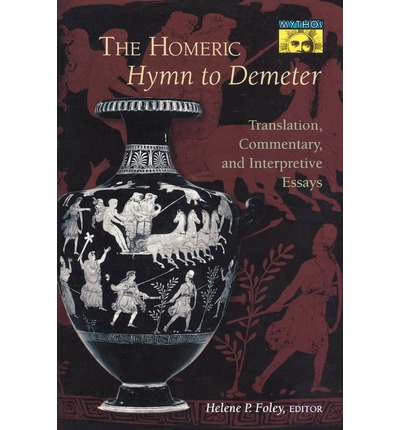 The Homeric Hymn to Demeter